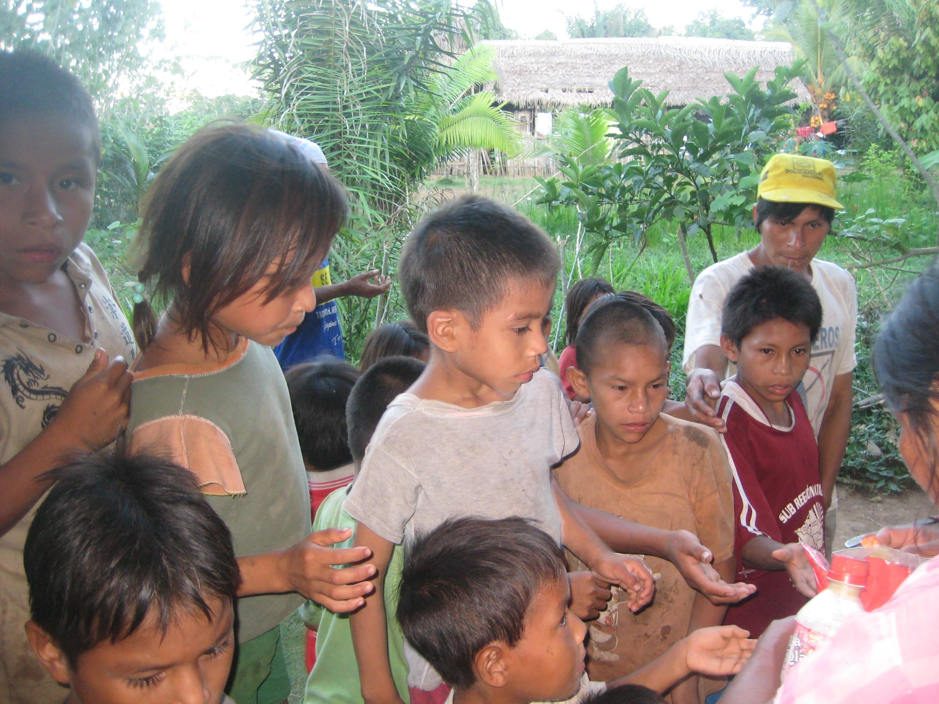Niños Marankiari